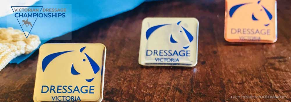 Dressage Performance Medals